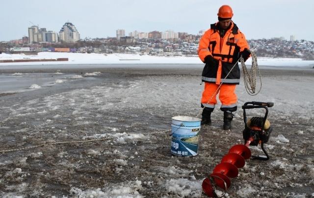 Синоптики рассказали, когда в Башкирии тронется лед