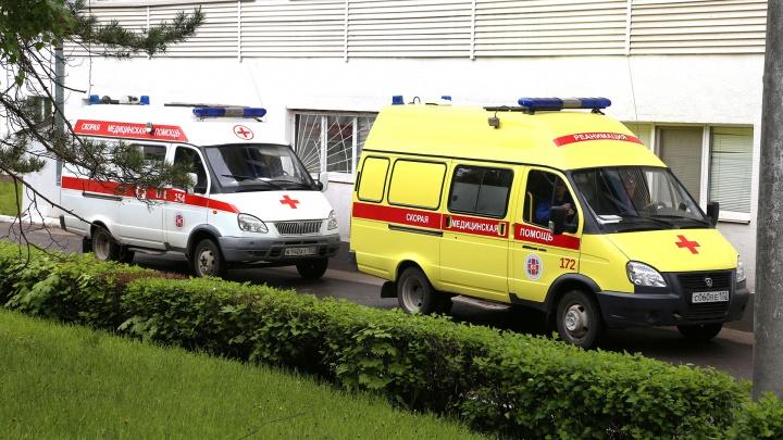 В Башкирии четырехлетний ребенок выпал из окна