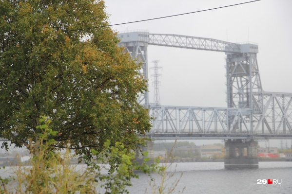 Днём северодвинский мост будет работать в обычном режиме