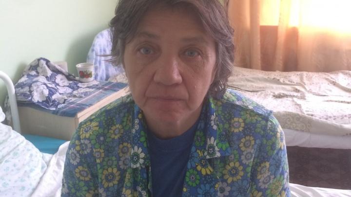 Пациентку уфимской больницы, потерявшую память, узнала соседка