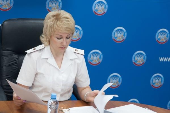 Зыкова и её адвокат отказались общаться с журналистами