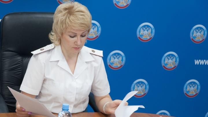 В Тюмени экс-глава налоговой отделалась штрафом в 50 тысяч за махинацию с деньгами. Подробности суда
