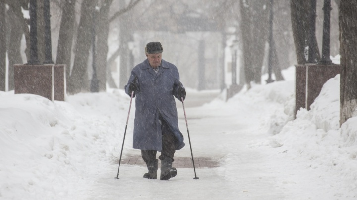 Средний размер пенсий в Башкирии вырос на 560 рублей