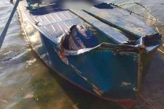 На борту лодок было четыре человека
