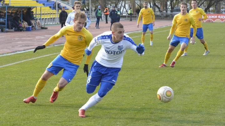 Снова в минус: волгоградский «Ротор» проиграл утренний матч во Владивостоке