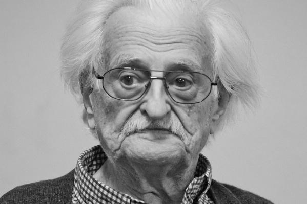 Марлену Хуциеву было 93 года