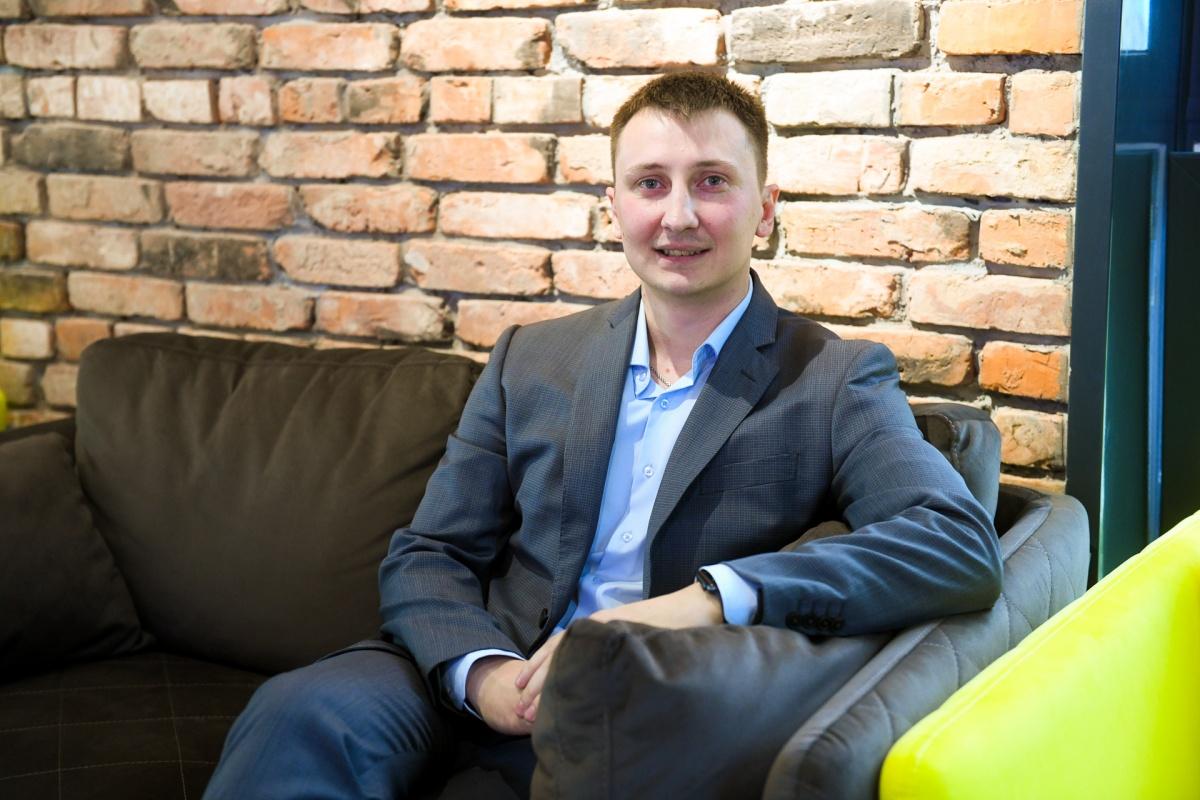«Дизайн офиса отображает внутренний мир сотрудников. Это не просто офис, это наш второй дом», — говорит Владимир Щеколдин