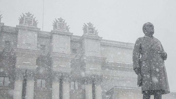 МЧС: «На Самарскую область опять обрушится снегопад»