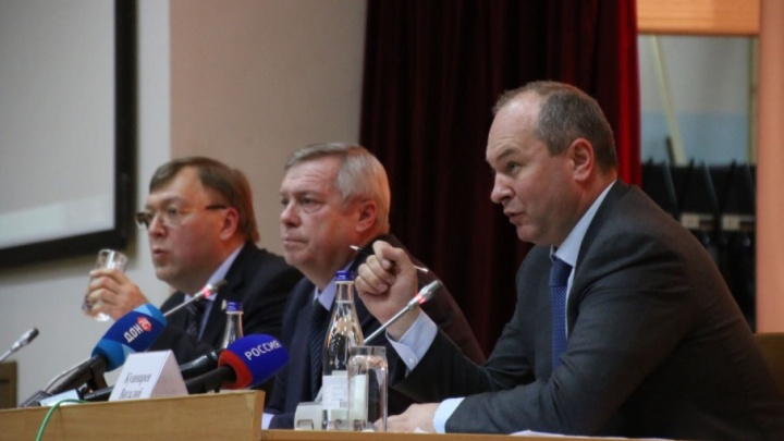 Губернатор Ростовской области: «На то, чтобы выкупить землю у погорельцев, потребуется два года»
