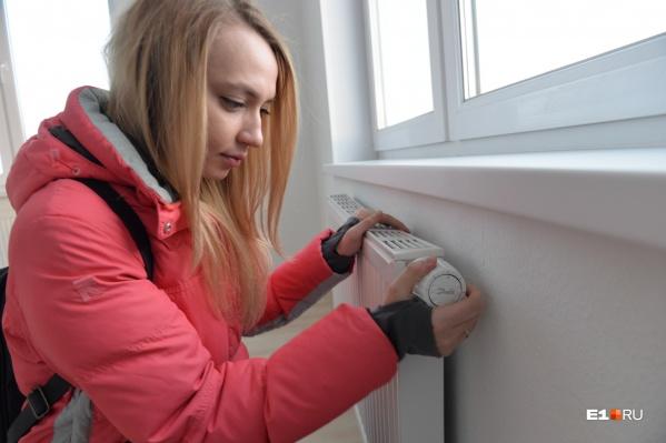 Снежная погода за окном не радует, когда в доме нет тепла