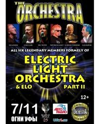 ELECTRIC LIGHT ORCHESTRA выступит в Уфе