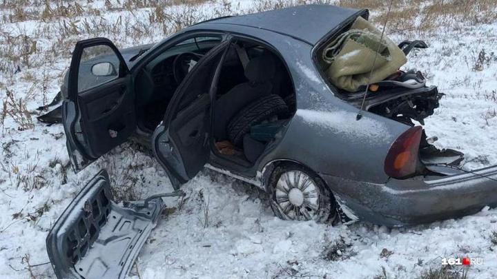 На Дону в аварии с пассажирским автобусом погибла четырехлетняя девочка