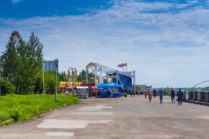 Михайловскую набережную ждёт глобальный ремонт