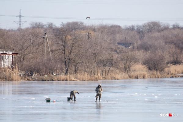 Зимняя рыбалка — небезопасное увлечение