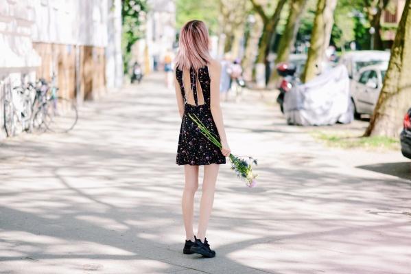 Девушку заметили скауты модельного агенства и довели ее до анорексии