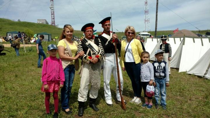 В Башкирии проходит фестиваль «Река времени»