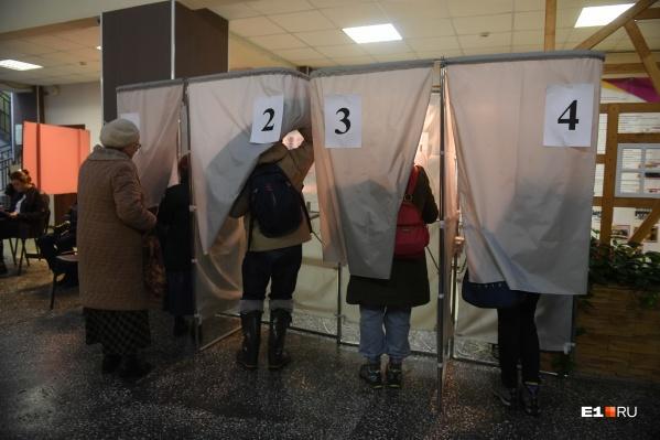 В воскресенье работал 51 пункт, где можно было проголосовать