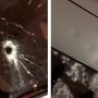 «Кидали из окон банки и посуду»: буйные соседи в «Парковом» разбили машину челябинки