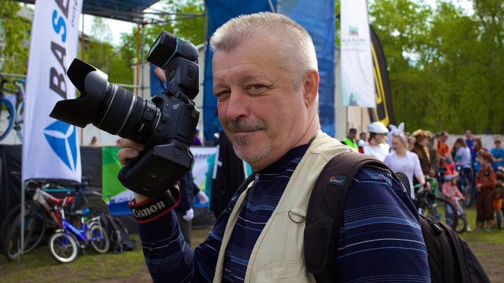 В аварии погиб известный пермский фотограф Сергей Глорио