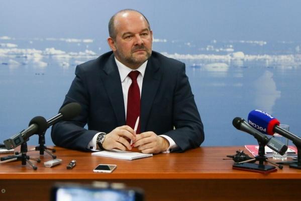 Губернатор отметил, что после 15 июня инвестор продолжит подготовку проекта