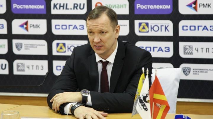 Главный тренер «Трактора» Петерис Скудра отправлен в отставку