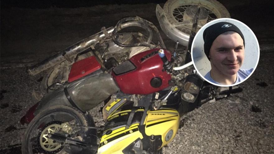 «Друг бросил умирать на дороге»: подробности смертельного ДТП, в котором погиб 18-летний мотоциклист