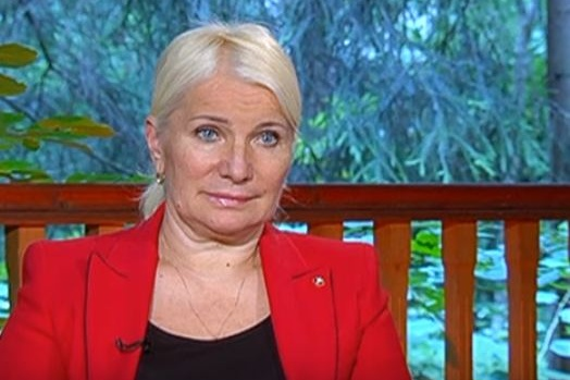 Татьяна Давыденко заявила, что уже ничего не боится