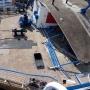 Теплоход из Ярославля с пассажирами на борту врезался в причал в Удмуртии