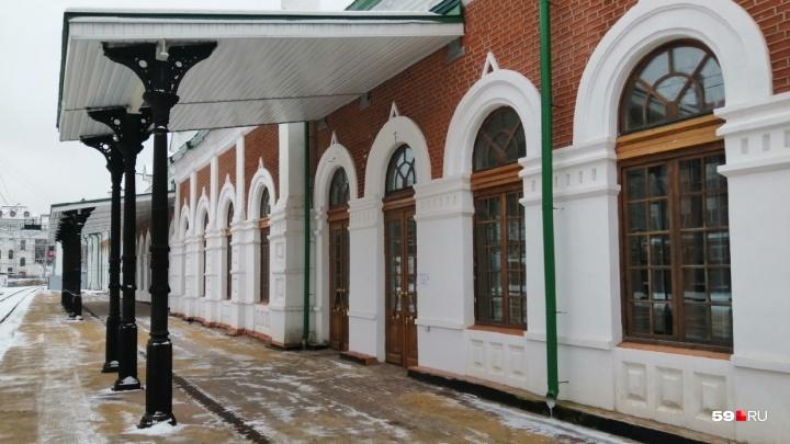 У автобусов № 2 и электричек синхронизируют расписания движения в районе станции Пермь I
