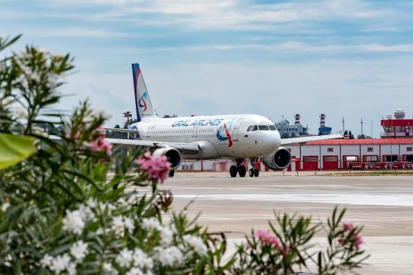 С широкой маршрутной сетью «Уральских авиалиний» сибиряки могут спланировать курортный отдых<br>Фото Руслана Ярошенко
