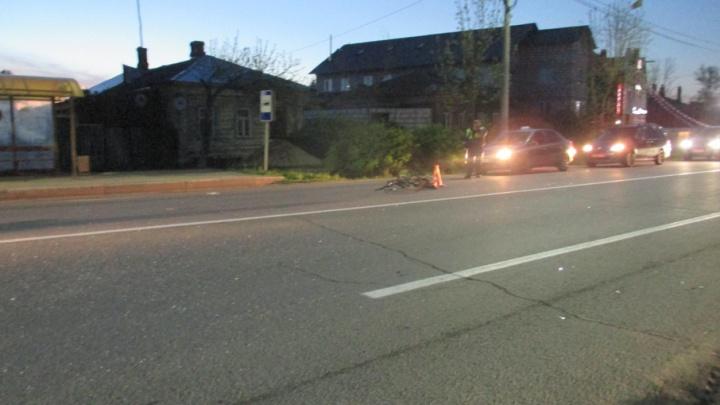 Даже не затормозил: судили 22-летнего переславца, который насмерть сбил ребёнка на велосипеде