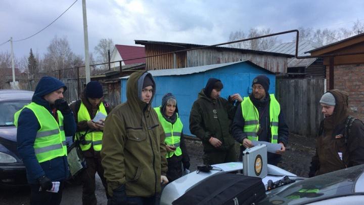 Новосибирские добровольцы начали поиски пропавшей в лесу сибирячки