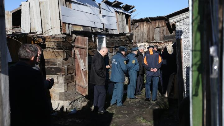 «Было, как в бане»: в доме, где задохнулись пятеро коркинцев, недавно установили новый газовый котёл