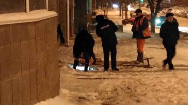 В Уфе в колодец упал пятилетний ребенок