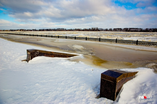 В этом году в Ярославле случился самый крупный паводок за всю историю существования Рыбинской ГЭС