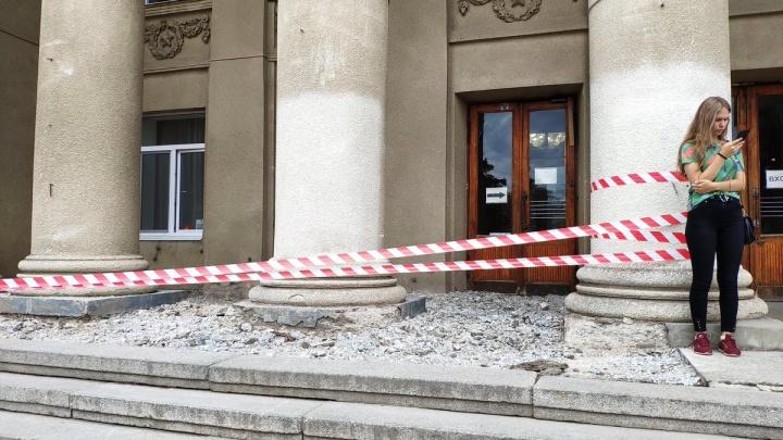 Обновят фасад и паркет: в Самаре стартовал ремонт ДК «Металлург»