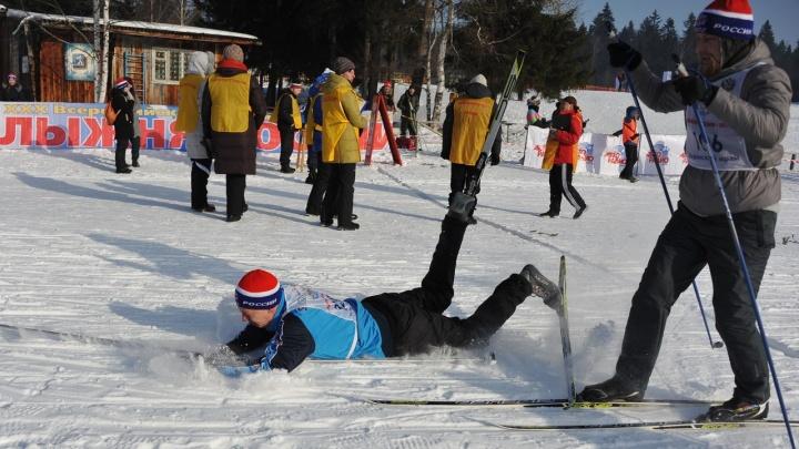 Из-за резкого похолодания в Перми фестиваль ГТО перенесли на следующие выходные