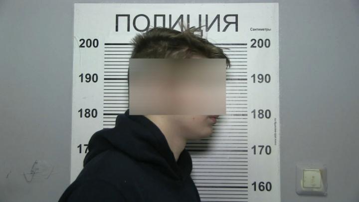 В Екатеринбурге задержали студентов, которые рисовали на домах граффити с рекламой наркотиков