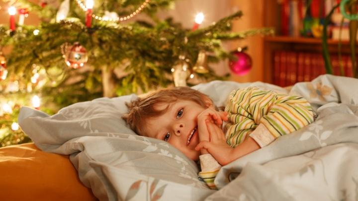 Новогоднее чудо: детям лечат зубы во сне со скидкой 20%