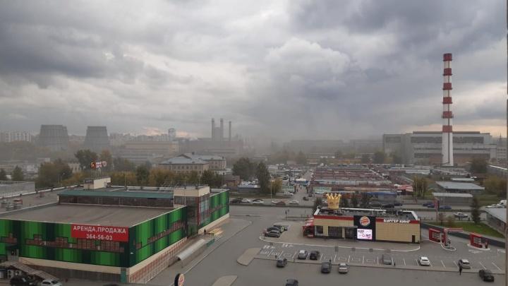 В Екатеринбурге на заводе «ВИЗ-Сталь» вспыхнуло масло в одном из цехов