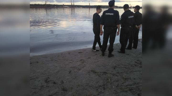 В Ярославле утонул 18-летний парень: кадры с места трагедии
