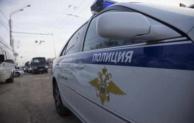 Дорожные полицейские задержали пьяного угонщика