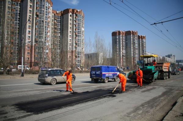 В 2020 году продолжится ремонт трёх дорог, на которых шли работы в этом году
