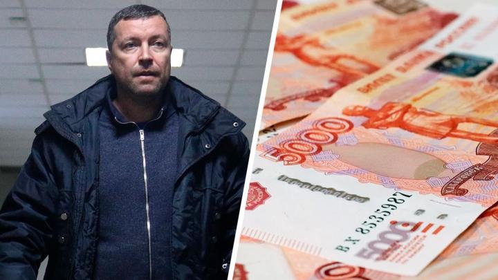 За 4 года зарплата выросла на 25%: изучаем доходы пойманного на взятке замначальника областного СК
