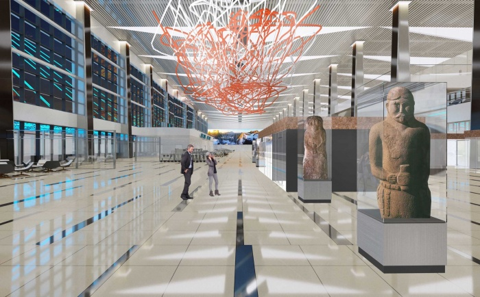 Аэропорт Емельяново набирает волонтеров для исследования нового терминала