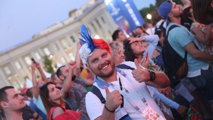 Стала известна программа фестиваля болельщиков FIFA в Самаре на 1 июля