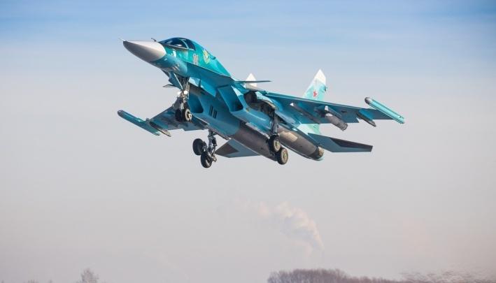 Растёт стая «утят»: авиабаза в Челябинске пополнилась двумя новыми Су-34