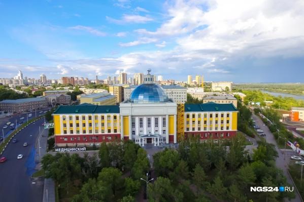 Руководит проектом ученая КрасГМУ