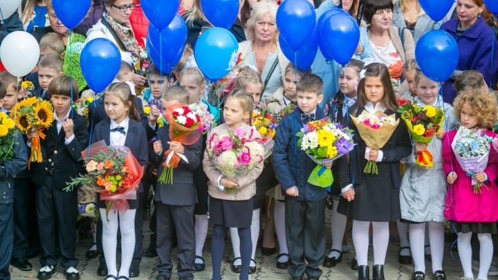 «Живые дети вместо мёртвых цветов»: в красноярских школах меняют букеты на благотворительность