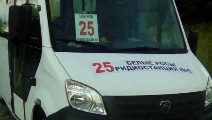 Шесть микроавтобусов пустили на новый маршрут на Затулинке